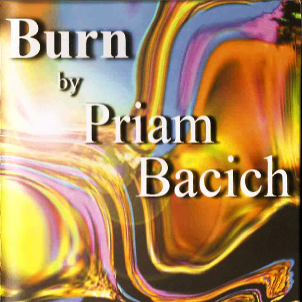 'Burn' CD Cover